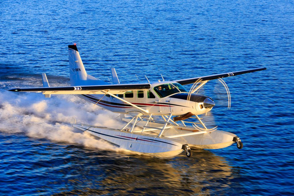 Victoria BC Seaplane Charter On Vancouver Island | Luxury