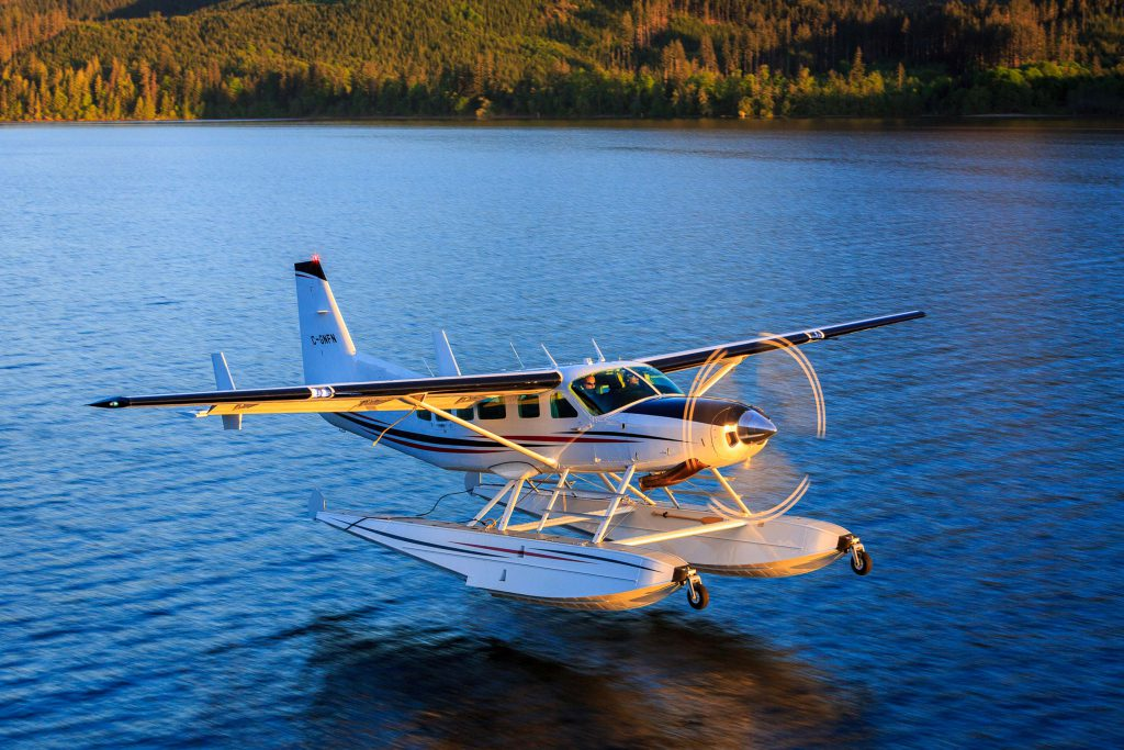 Victoria BC Seaplane Charter On Vancouver Island   Luxury Float Plane